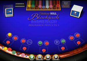 21 3 blackjack side bet games ball