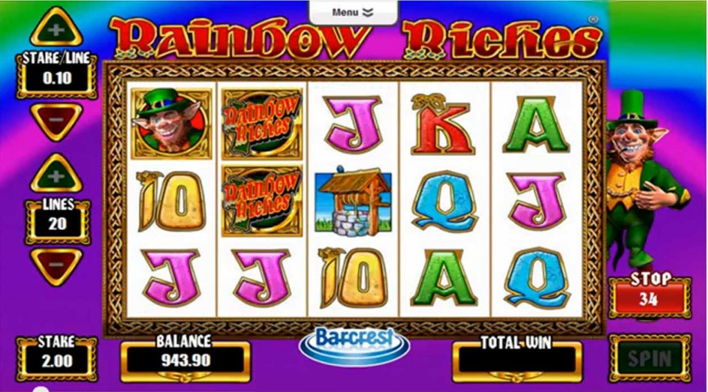 free slots rainbow riches