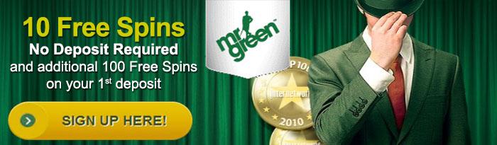 Free spins no deposit mobile casinos
