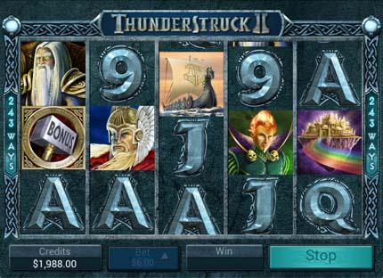 Thunderstruck II - Mobil6000
