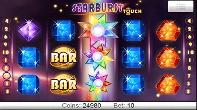 starburst casino