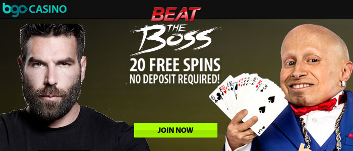 Bgo Casino 60 Free Spins No Wager - New Free Spins No Deposit