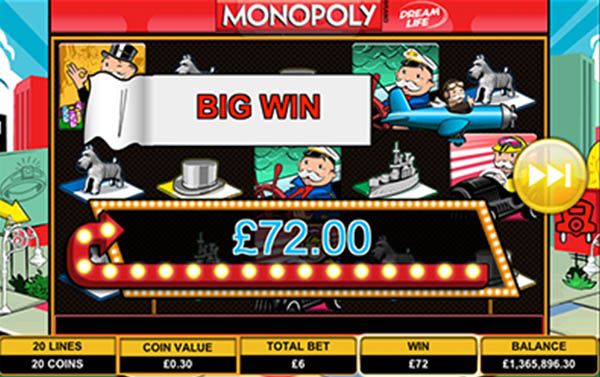 monopoly online mobile