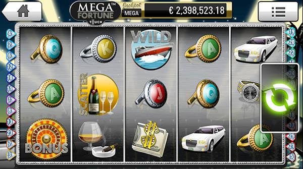 prism online casino mega fortune