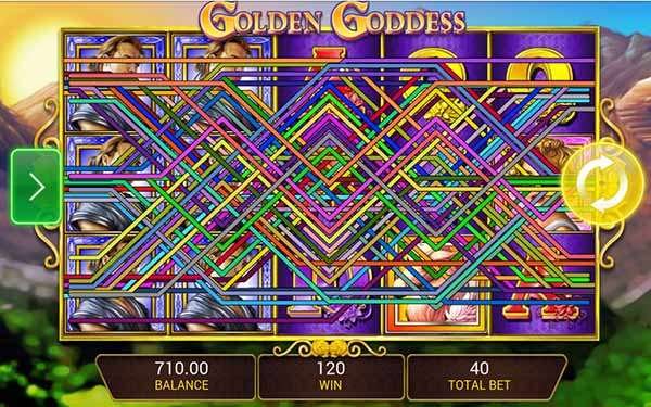 Play £25 Free at Golden Goddess Slot - TheMobileCasino.co.uk