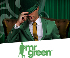 mr green casino voucher code